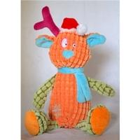 Gund Multicoloured Reindeer Soft Toy
