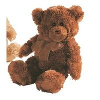 Gund 015309 Corin Bear Dark Brown