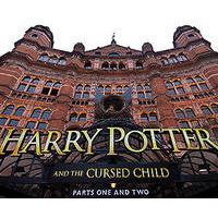 harry potter and the cursed child part one 200pm part two 730pm