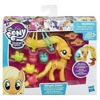 Hasbro My Little Pony Twisty Twirly Hairstyles Applejack (b9617)