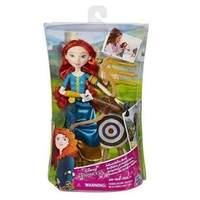 Hasbro Disney Princess Doll Meridas Adventure Bow (b9147eu40)