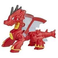 Hasbro - Playskool Heroes Rescue Bots - Drake The Dragon Bot