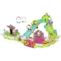 Hasbro FurReal Friends Furry Frenzies Scoot and Scurry City Playset