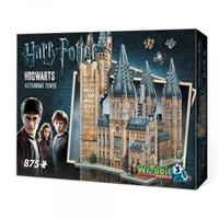 Harry Potter Hogwarts Astronomy Tower 3D Jigsaw 850 Pieces