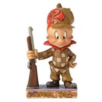 Happy Hunter (Elmer Fudd) Looney Tunes by Jim Shore