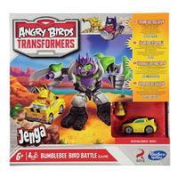 Hasbro Games Angry Birds Transformers Jenga