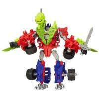 Hasbro Transformers Construct-A-Bots - Dinobot Warriors Optimus Prime & Gnaw Dino (A6165)