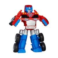 Hasbro Playskool Heroes Transformers Rescue Bots Optimus Prime Rescue Trailer (A2572)