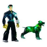 Hasbro Action Man - Atom + Chien Mecha Dog K9000