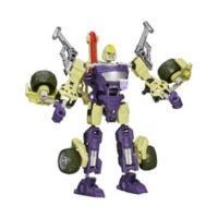 Hasbro Transformers Construct-A-Bots Triple Changers - Blitzwing
