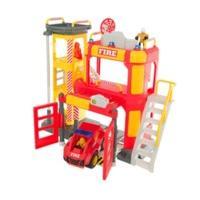 Hasbro Tonka Town Fire Station Playset
