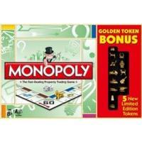 Hasbro Gaming Monoploy Classic Game Bonus Pack