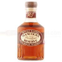 Hancocks President\'s Reserve Single Barrel Bourbon 75cl