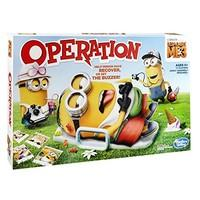 Hasbro Gaming C13421020 Despicable Me 3 Edition Operation Game