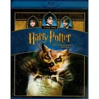Harry Potter And The Philosopher\'s Stone Blu-ray