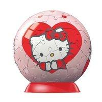 Hello Kitty Puzzleball Heart Design