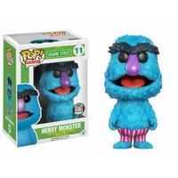 Herry Monster (Sesame Street) Funko Pop! Vinyl Figure