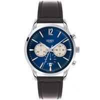 HENRY LONDON Men\'s Knightsbridge Chronograph Watch
