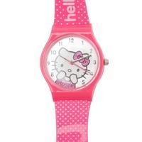 Hello Kitty Girls Analogue Watch