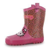 Hello Kitty Girls Wellies