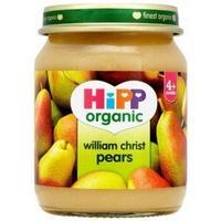 Hipp William Christ Pears (4+) (125g x 6)