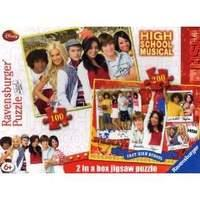 High School Musical 200 Piece Puzzle x 2