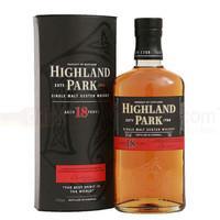 Highland Park 18 Year Whisky 70cl