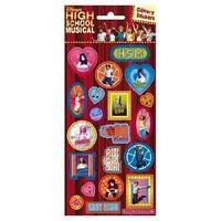 High School Musical - Foil Sticker Pack - Sticker Style