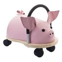Hippychick Wheelybugs Small Pig