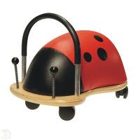 Hippychick Wheelybugs Large Ladybird