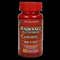 Holland & Barrett Radiance Multi Vitamins & Iron One a Day 240 Tablets
