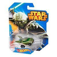 Hot Wheels Star Wars - Yoda