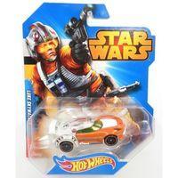 Hot Wheels Star Wars - Luke Skywalker