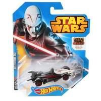 Hot Wheels Star Wars Vehicle - The Inquisitor