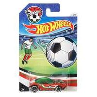 Hotwheels Soccer Assorted