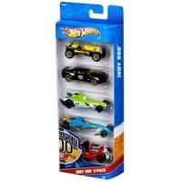 Hotwheels 5 Car Pack (Styles Vary)