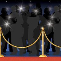 Hollywood Red Carpet Scene Setter