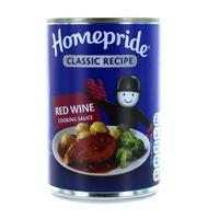 Homepride Can Red Wine Sauce