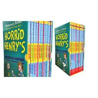 Horrid Henry Michievous 10-Book Set