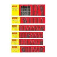 Hornby Complete Extension Tracks A to F Bundle