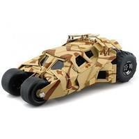 Hotwheels Heritage 1:18 Batmobile Tumbler Camoflage Version Die Cast Model
