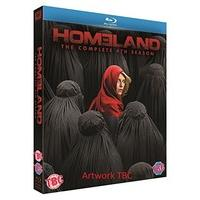 Homeland - Season 4 [Blu-ray] [2015]