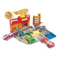 Hot Wheels Poppin\' Pizza Shop