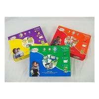 Hooked On Phonics 3 Box Reading Set - Kindergarten & Years 1 & 2