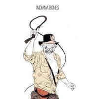 Indiana Bones| Pop Culture |GO1003SCR