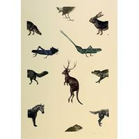 Interspecies (Buff) By Penelope Kenny