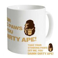 Inspired By Planet Of The Apes - Dirty Ape Mug