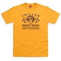 Inspired by Indiana Jones T Shirt - Monkey Brains