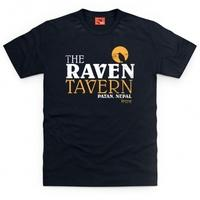 Inspired by Indiana Jones T Shirt - Raven Bar