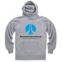 Inspired By Close Encounters of the Third Kind - Mayflower Project Hoodie